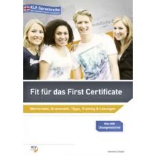 Fit für das First Certificate