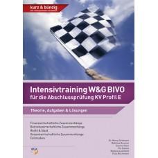 Intensivtraining W&G für die Abschlussprüfung KV Profil E