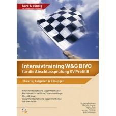 Intensivtraining W&G für die Abschlussprüfung KV Profil B